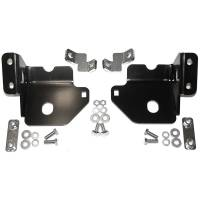 Skid Plates - JK Wrangler, Unlimited & Rubicon - Lower Control Arm Skid Plate Set
