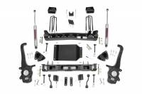 TITAN 4 INCH SUSPENSION LIFT KIT - Image 1